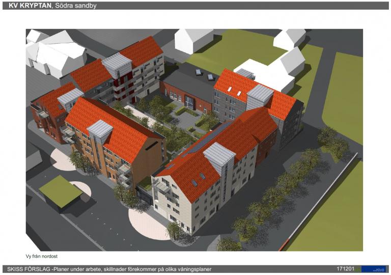 » Kv Kryptan - Vårt nya centrum